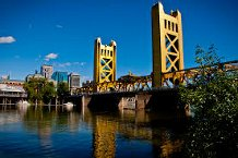 Sacramento Tower Bridge